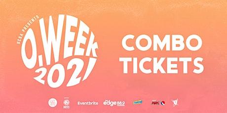 UCSA O.Week 2021 | Combo Tickets tickets