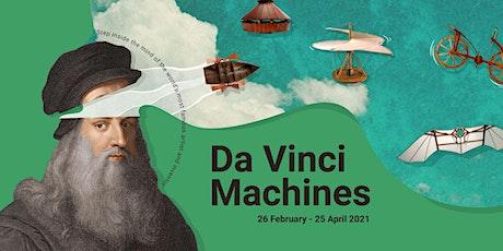 DA VINCI MACHINES tickets