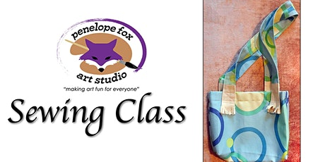 Sewing Class: Creating A Shopping Bag tickets