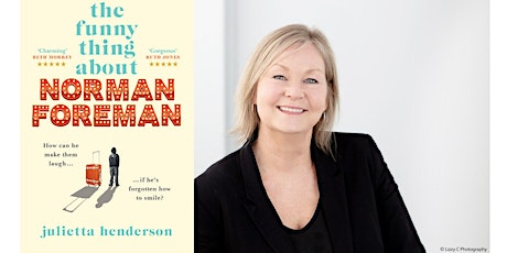 "Julietta Henderson presents  ""The Funny Thing about Norman Foreman"". tickets"