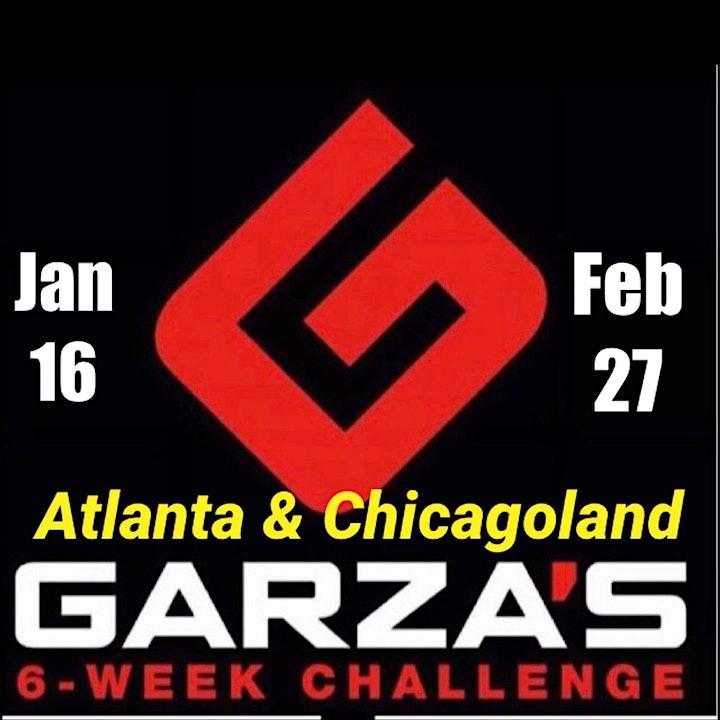 Last Chance! 6-Week Virtual JANUARY Fat Loss Challenge (CFLC) image