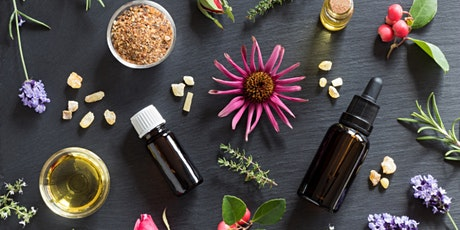 Getting Started With Essential Oils - Clinton tickets