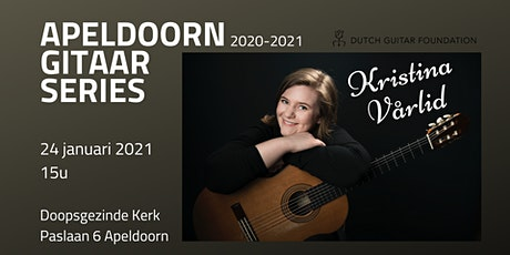 Apeldoorn Gitaar Series: Kristina Vårlid tickets