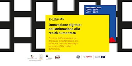 Ultravideo #4 / Innovazione digitale / Maurizio Finotto biglietti