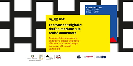 Ultravideo #4 / Innovazione digitale / Matteo Fabbri biglietti