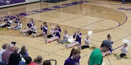 3-6 Little Tiger Cheer Camp tickets