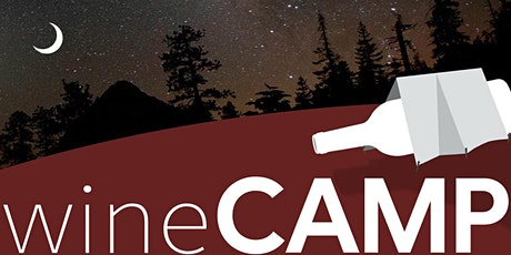 Wine Camp - An Introduction to Wine ™ tickets