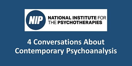 Conversations About Contemporary Psychoanalysis tickets