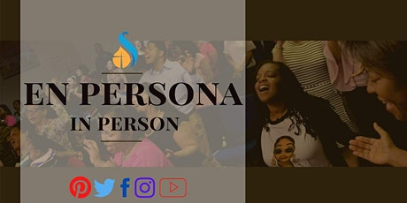 Servicios en Persona / In-person Services tickets