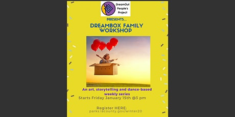 DREAMBOX FAMILY WORKSHOP tickets