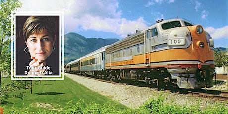 Take a Virtual Journey aboard the Historic Fillmore & Western Railroad tickets