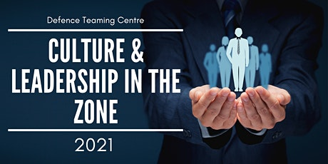 Culture and Leadership in the Zone Workshop tickets