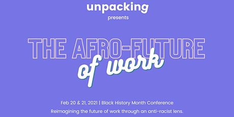The Afro-Future of Work tickets