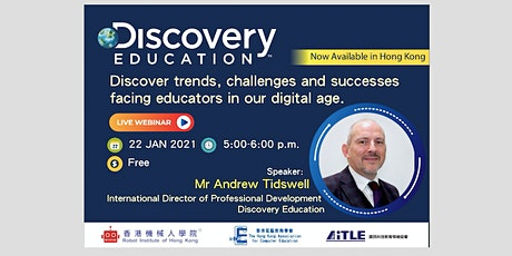Discovery Education - NOW Available in HK biljetter