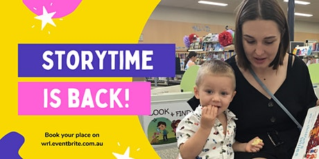 Storytime - FRIDAY tickets