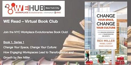 WE:Read - Virtual Book Club tickets