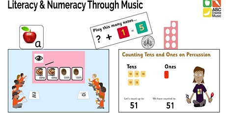 Literacy and Numeracy Through Music tickets