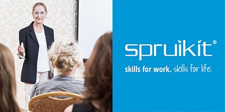 Spruikit Local Government Councillor Presentation Skills Training – Online tickets