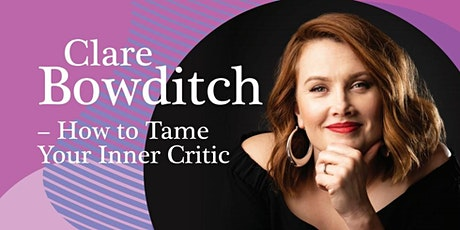 Clare Bowditch - Online Event tickets