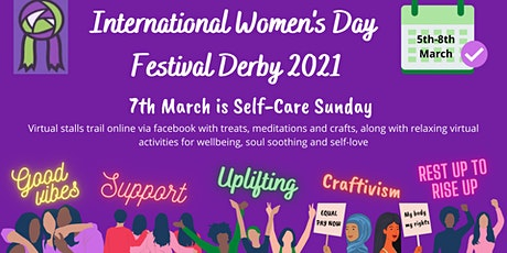 IWD Derby Self-Care Sunday  Stall Bookings tickets