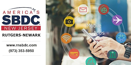 Best Business Apps for Small Business Owners Webinar / RNSBDC tickets