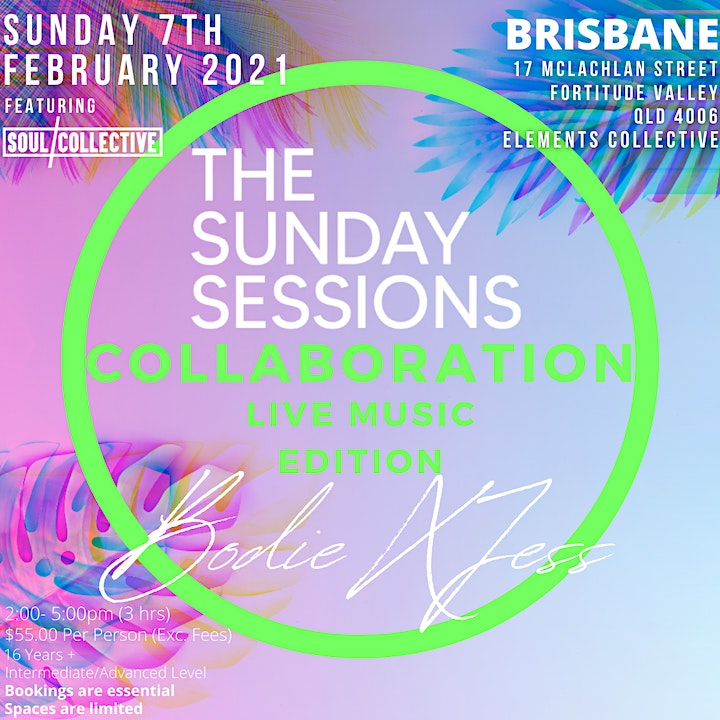 THE SUNDAY SESSIONS COLLABORATION 2021 image