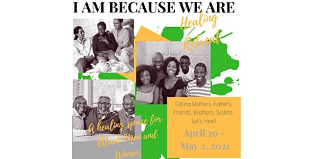 I Am Because We Are tickets