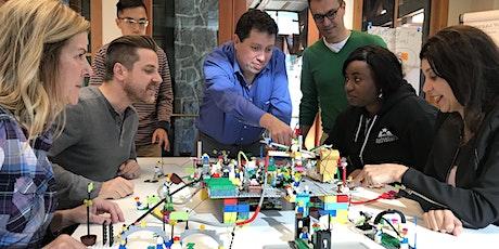 Ventas Consultivas - Arte y Ciencia de Indagación y Asesoramiento c/ LEGO® entradas