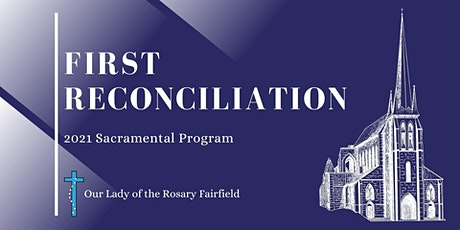 OLR First Reconciliation - Session 3 tickets