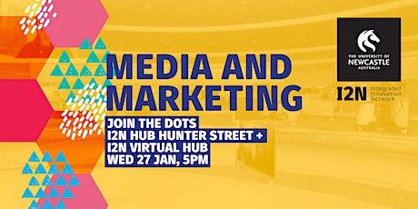 Join the Dots - Media & Marketing tickets