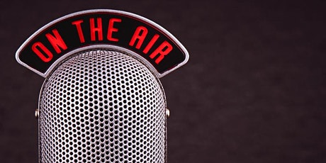 Radio Broadcasting 101 with Tia Marie! Session 1 tickets