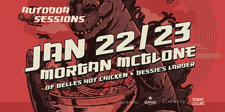 Autodoa Sessions - Morgan McGlone - (Jan 23 / Session 2) tickets