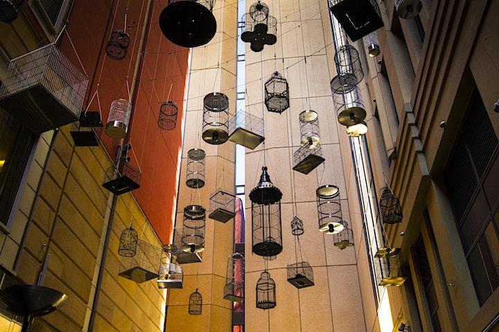City Art Free Walking Tour and Reading: Sydney Living Memory image