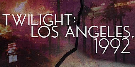202`1 Annual Theater Party -  Twilight LOS ANGELES, 1992 tickets