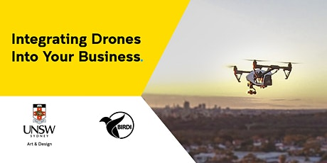 Integrating Drones into Your Business tickets