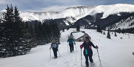 Women's snowshoe adventure hike series tickets