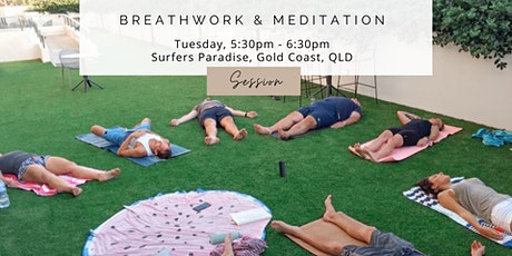Breathwork n Meditation tickets