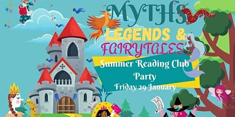 Summer Reading Club Party tickets