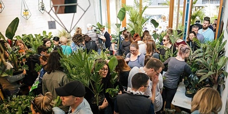 Melbourne - Huge Indoor Plant Sale - Rare Plant Party En Blanc tickets