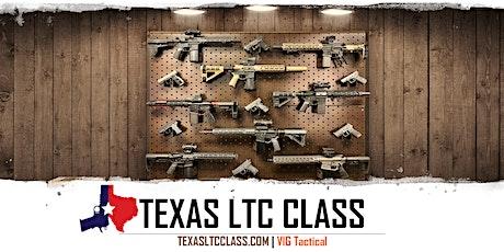 Texas LTC Class tickets