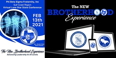 Phi Beta Sigma - Lone Star State Conference 2021 tickets
