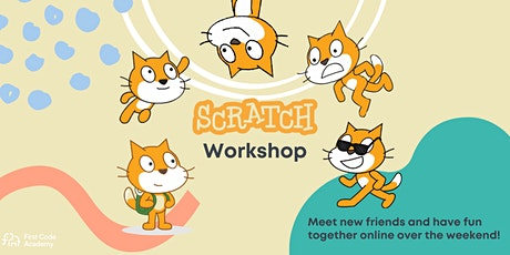 Online Scratch Workshop tickets