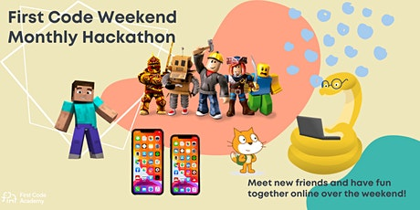 HTML, CSS & JavaScript Monthly Hackathon tickets