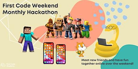 Monthly Hackathon_Web Design tickets