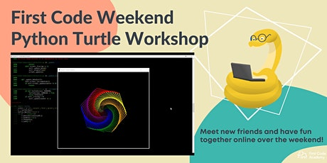 Online Python Turtle Workshop tickets