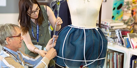 Virtual Open Evening - Fashion and Textiles tickets