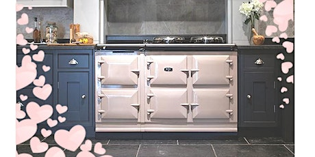 AGA Love Online Cookery Demonstration tickets