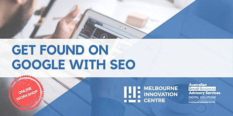 Get Found on Google with SEO tickets