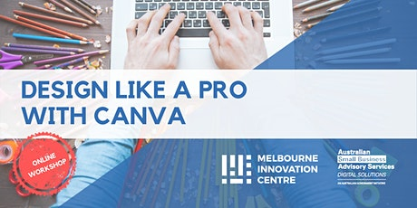 Design Like a Pro in Canva tickets