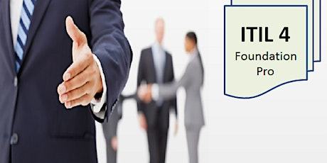 ITIL 4 Foundation – Pro 2 Days Training in Christchurch tickets